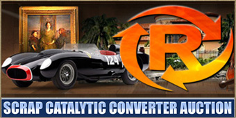 Scrap Catalytic Converter B One Auction | 111 Catalytic Converters - On A Call